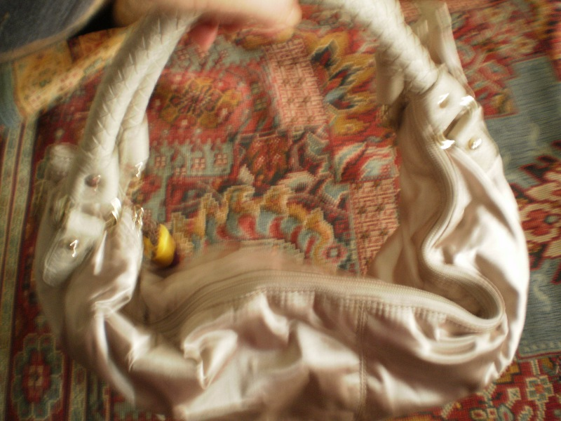 Сумка летняя тканевая раскладная